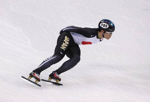일본 쇼트트랙 사이토 게이가 평창동계올림픽 첫 '도핑 양성' 선수가
