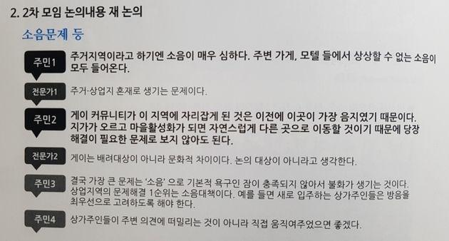 [그림 5] 서울시 마을공동체 지원사업 익선포럼 발간