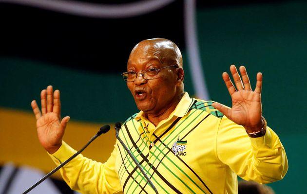 Απομάκρυνση του προέδρου της Νοτίου Αφρικής με απόφαση του ίδιου του κόμματος