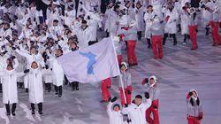 평창올림픽 자원봉사자들이 1시간짜리 안무를 외운