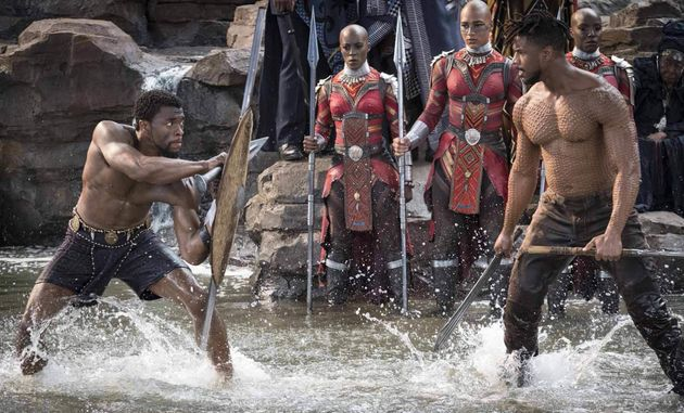 'Black Panther' Lives Up To The Hype - And Then Some: HuffPost