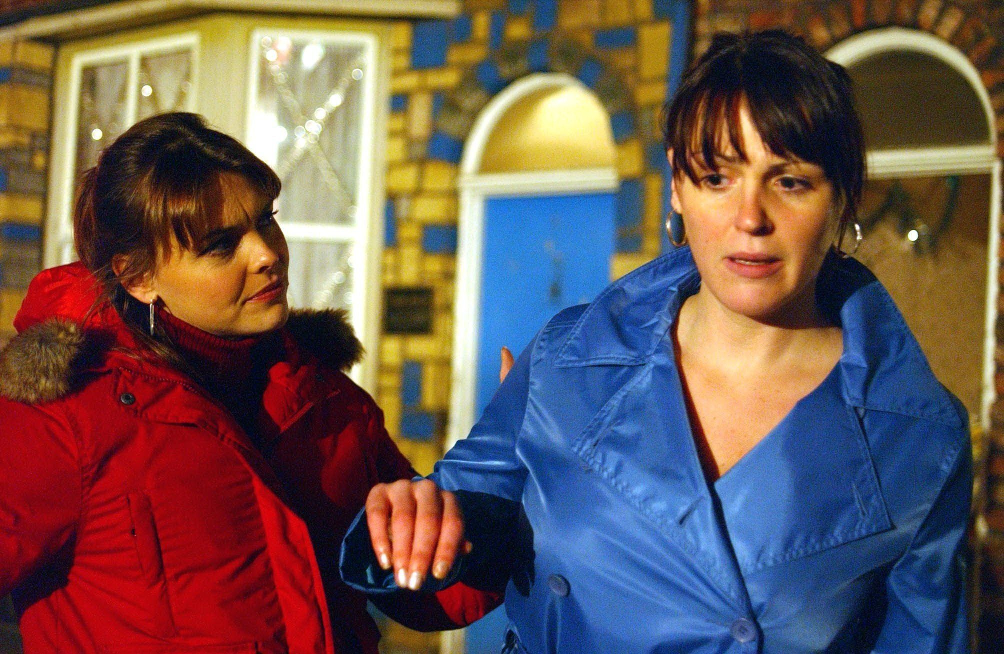 Suranne Jones is up for a return as Karen McDonald