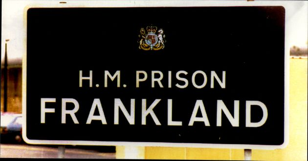 Huntley is incarcerated in HMP Frankland, in