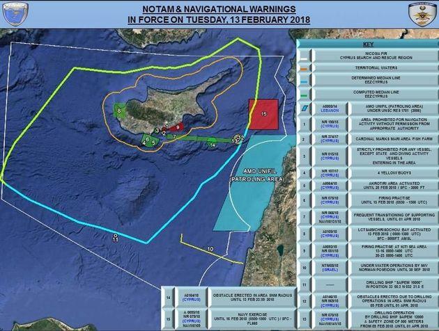 Παραμένει στο τεμάχιο 6 της Κυπριακής ΑΟΖ το γεωτρύπανο της ΕΝΙ αλλά δεν προσεγγίζει τον στόχο μετά τις...