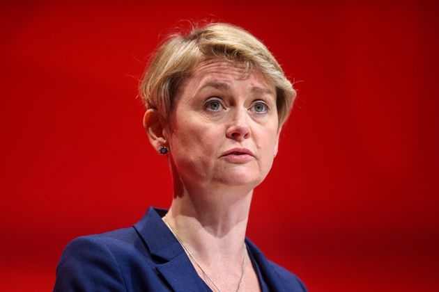 Yvette Cooper has warned the Home Office is in a 'real