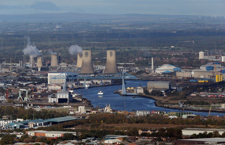 Middlesbrough has been hit hard by austerity and the loss of the steelworks in nearby
