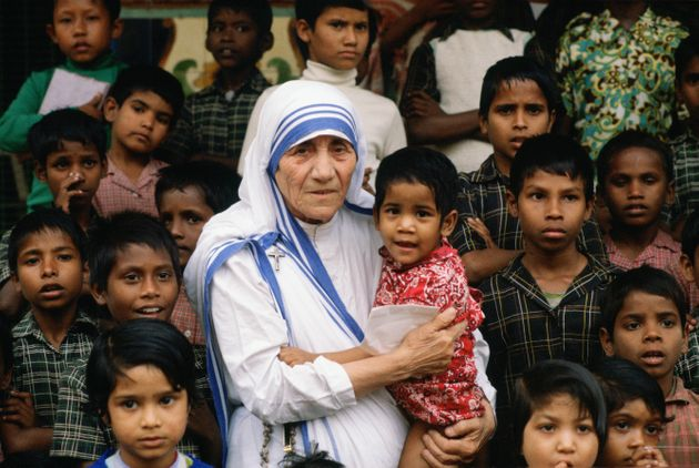 Mother Teresa - born 26 August