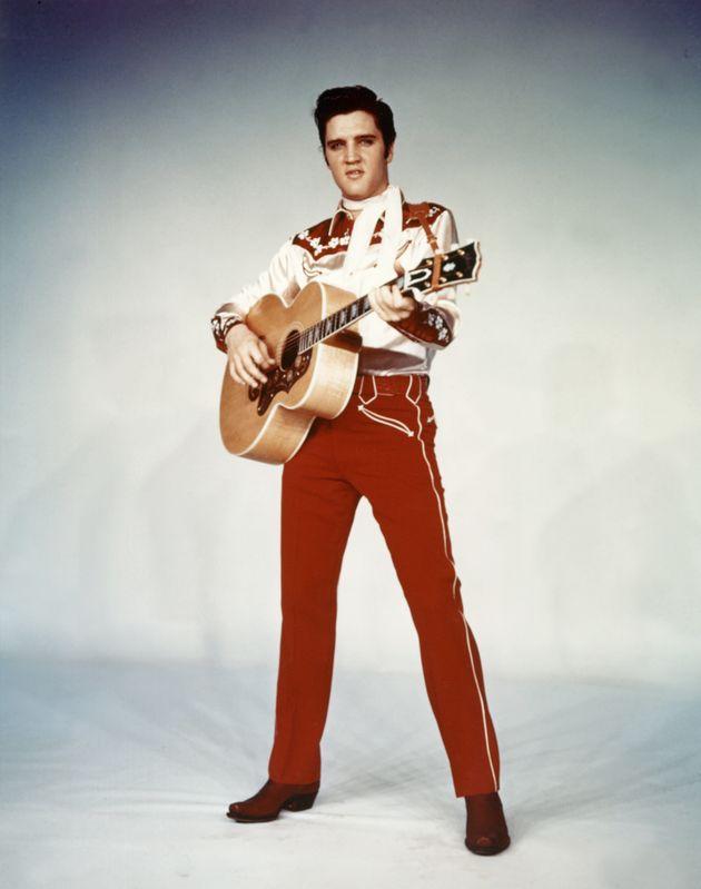 Elvis Presley - born 8 January