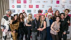 Η φιλοζωική εταιρεία Save A Greek Stray διοργάνωσε μασκέ πάρτυ με θέμα τα