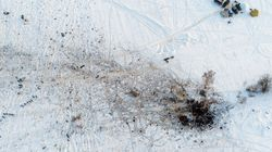 Russian Plane Crash That Killed 71 'Caused By Ice On Speed