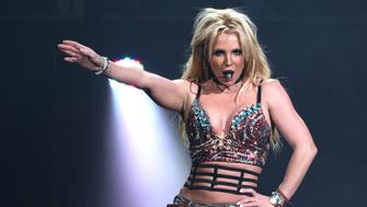 SAN JOSE, CA - DECEMBER 03:  Singer Britney Spears performs during the Now! 99.7 Triple Ho Show 7.0 at SAP Center on December 3, 2016 in San Jose, California.  (Photo by C Flanigan/FilmMagic)