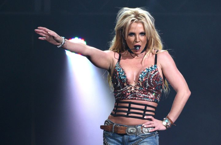 """The LGBTQ community means the absolute world to me and inspires me every day,"" Britney Spears said."