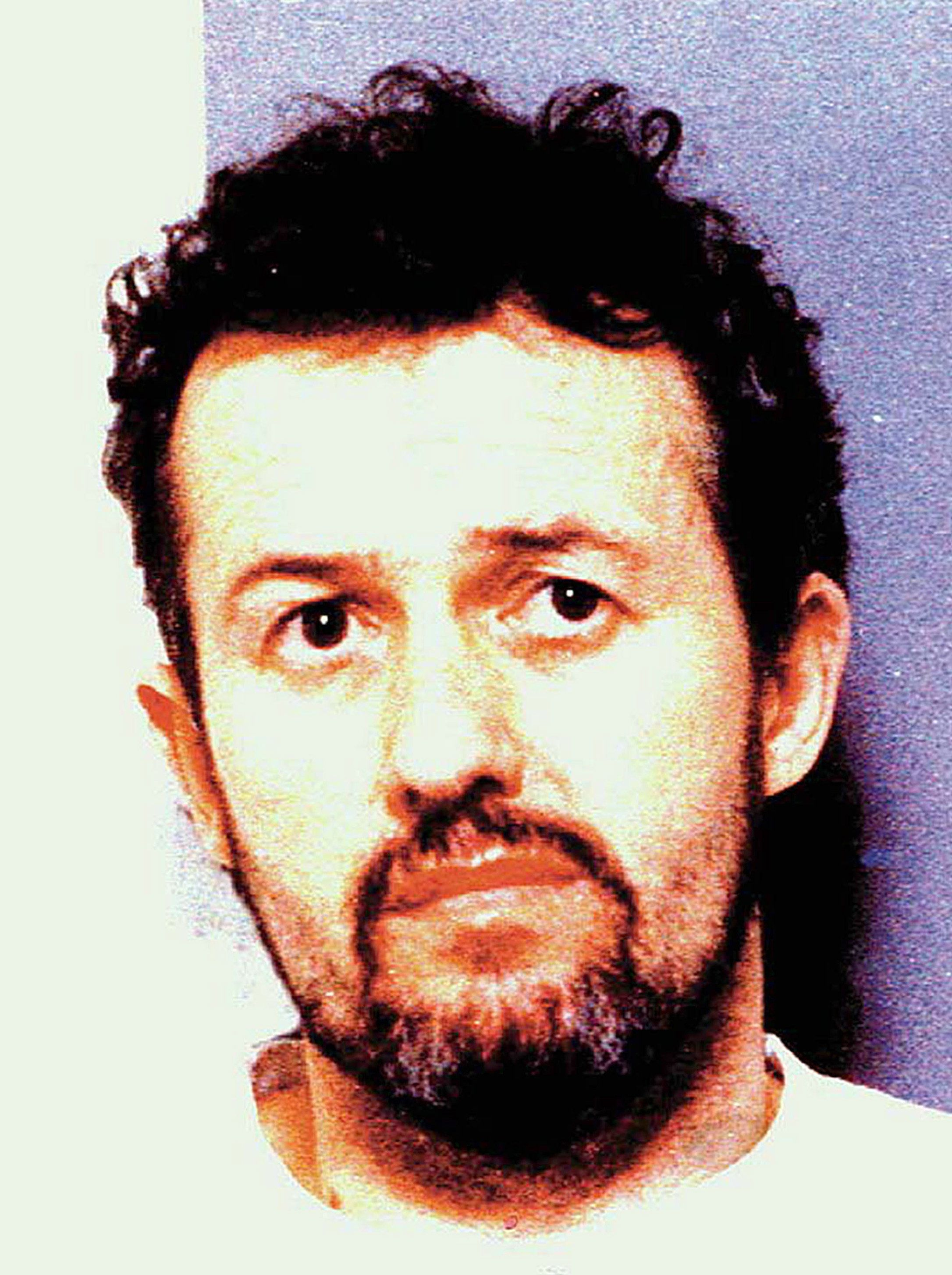 Former football coach Barry Bennell.
