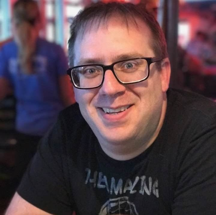 """I've got some breathing room now,""says Jordon Dyrdall-Roberts, 33."