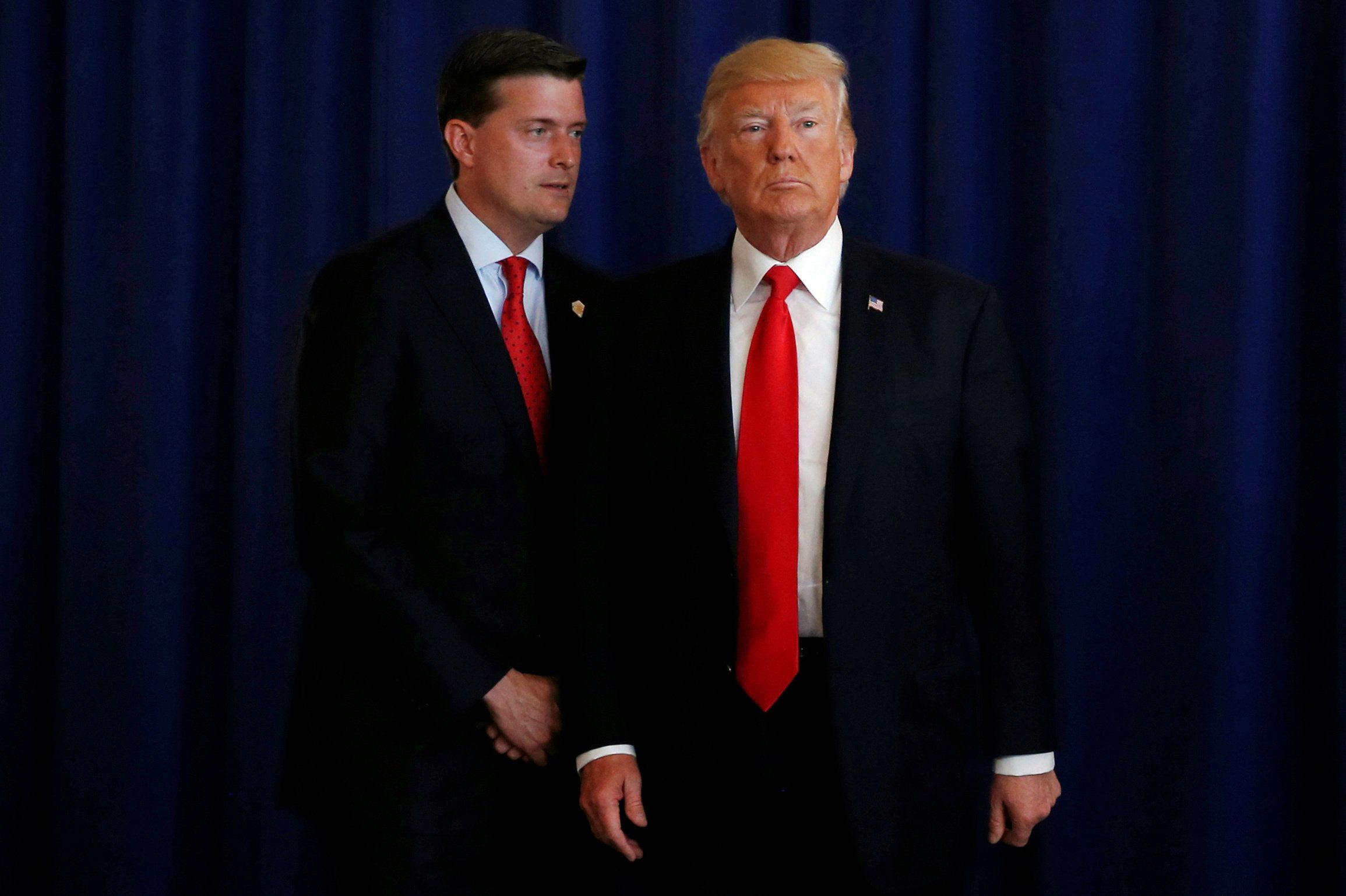 Trump-Mitarbeiter Rob Porter verprügelte seine Frau – jetzt meldet sie sich zu