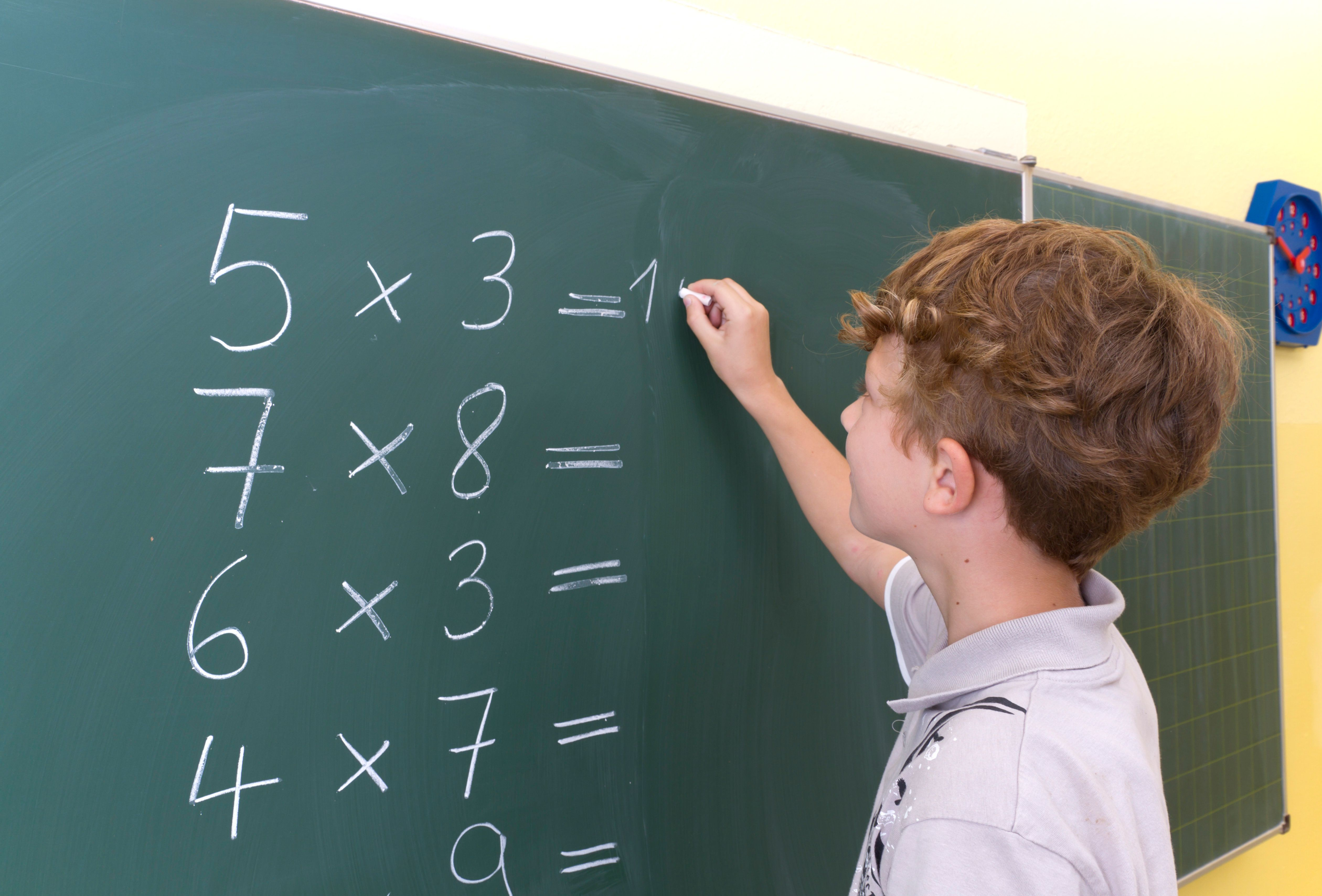 Teachers Oppose Times Tables Tests In Year 4: 'This Will Increase Stress For