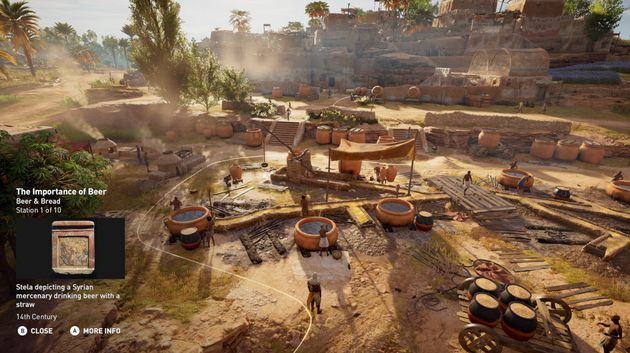 Assassin's Creed Discovery Tour: Turning A Video Game Into A History