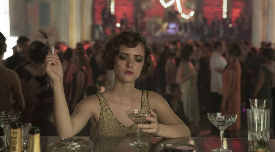 """Babylon Berlin"" on Netflix"