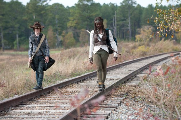 'Walking Dead' Star Danai Gurira Was 'Absolutely Devastated' After That Carl