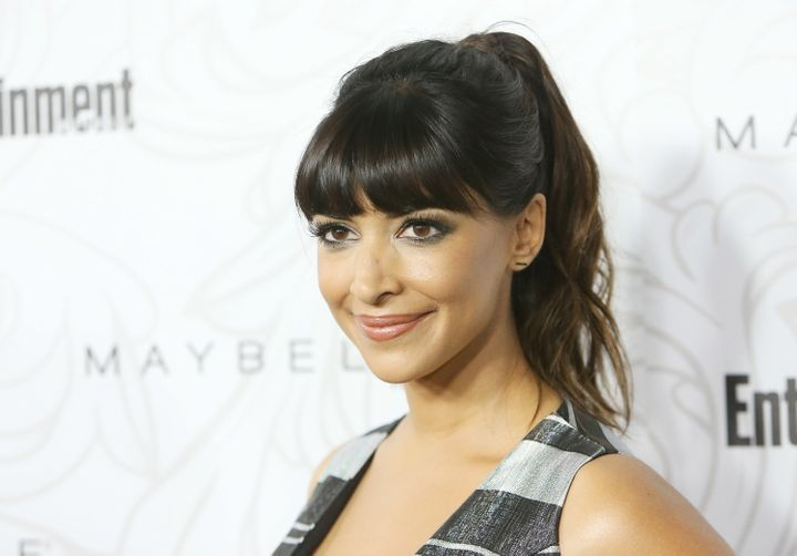 "Hannah Simone is set to star as a superhero in ABC's remake of ""The Greatest American Hero."""