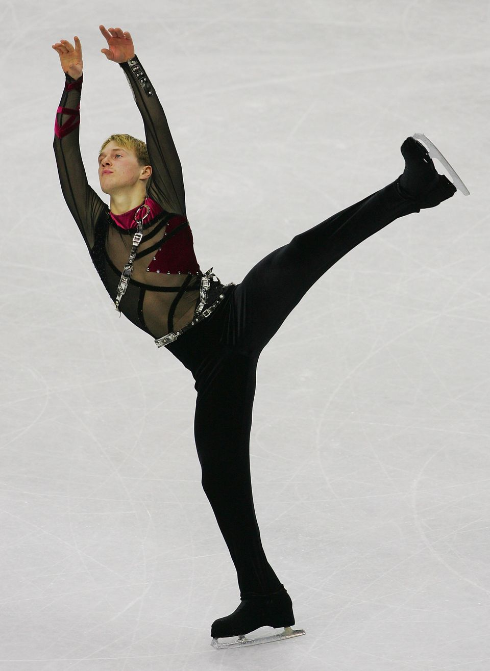 The Epic Evolution Of Mens Figure Skating Costumes Through