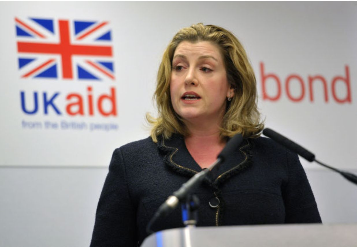 Penny Mordaunt To Pledge £5 Million To Help Protect Children Following Oxfam