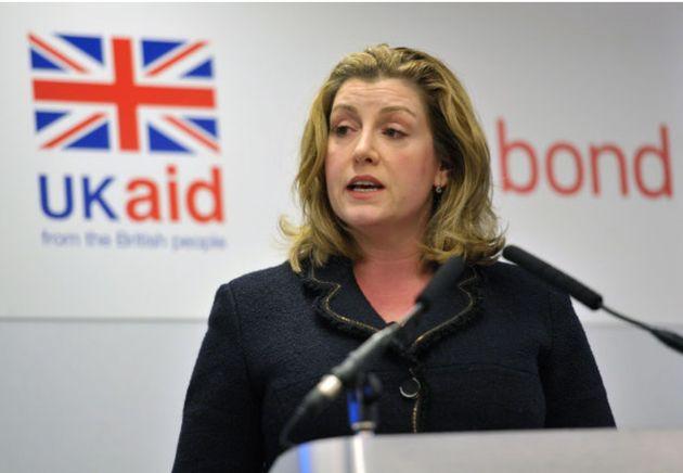 International Development SecretaryPenny Mordaunt is due to pledge £5 million to help vulnerable
