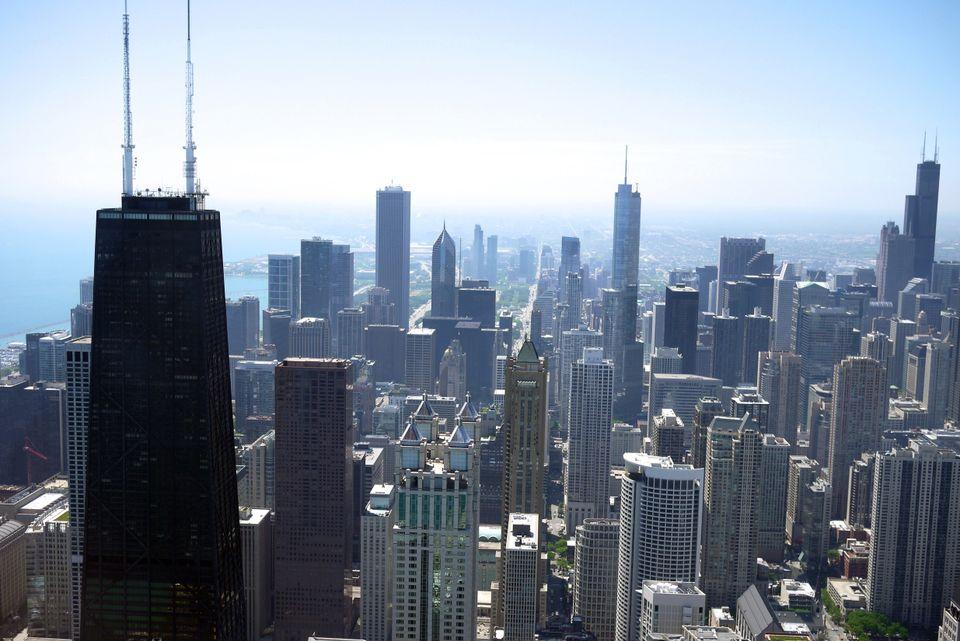 시카고 '존 행콕 센터'가 개명을 준비하고