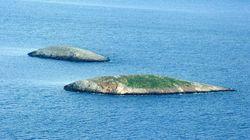 Αποκλιμάκωση της έντασης στα Ίμια. Στα τουρκικά ύδατα παραμένει ακταιωρός της