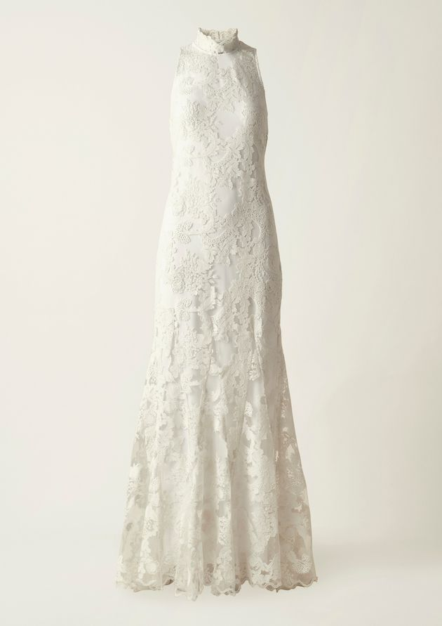 H&M's Conscious Collection Includes A £299 Wedding Dress Made From Fishing