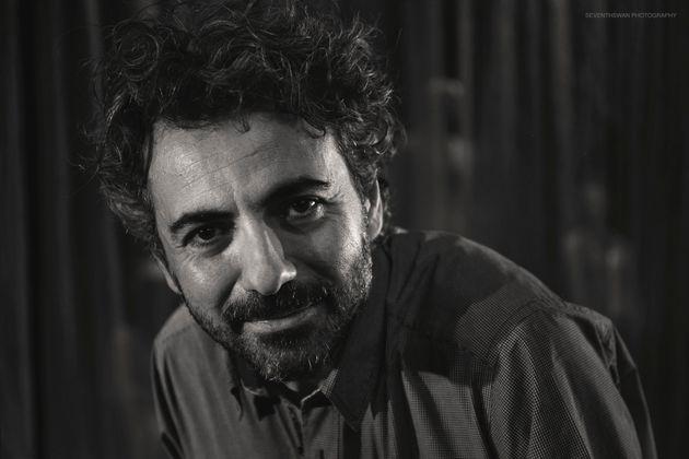 Ο σκηνοθέτης Λευτέρης