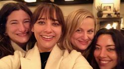 Amy Poehler And 'Parks And Recreation' Cast Reunite For Galentine's