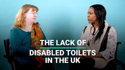 We Need More Disabled Toilets So I Don't Have To Change My Daughter On A Toilet