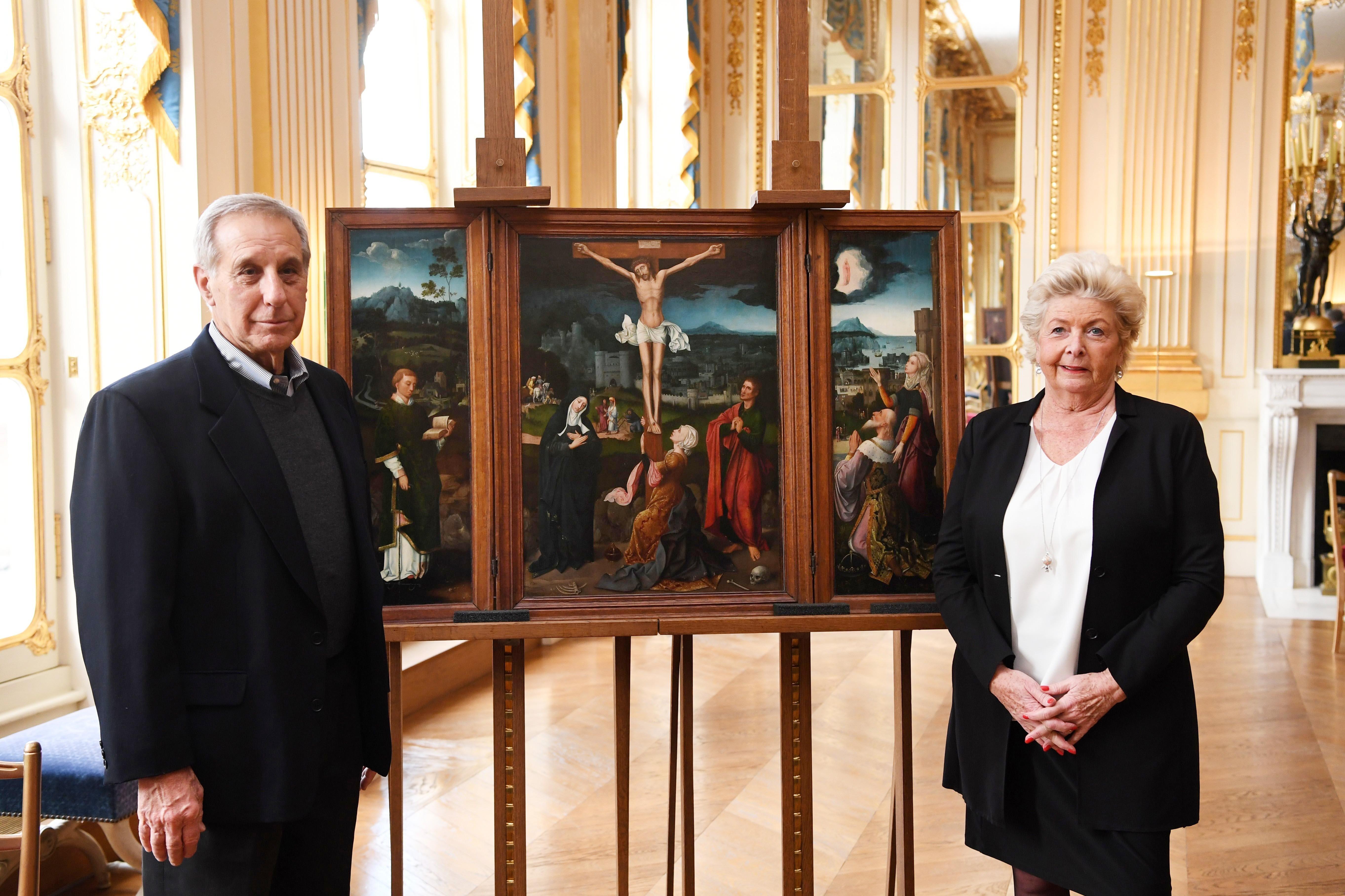 France Returns Artwork To Descendants Of Jewish Couple Who Fled Nazis