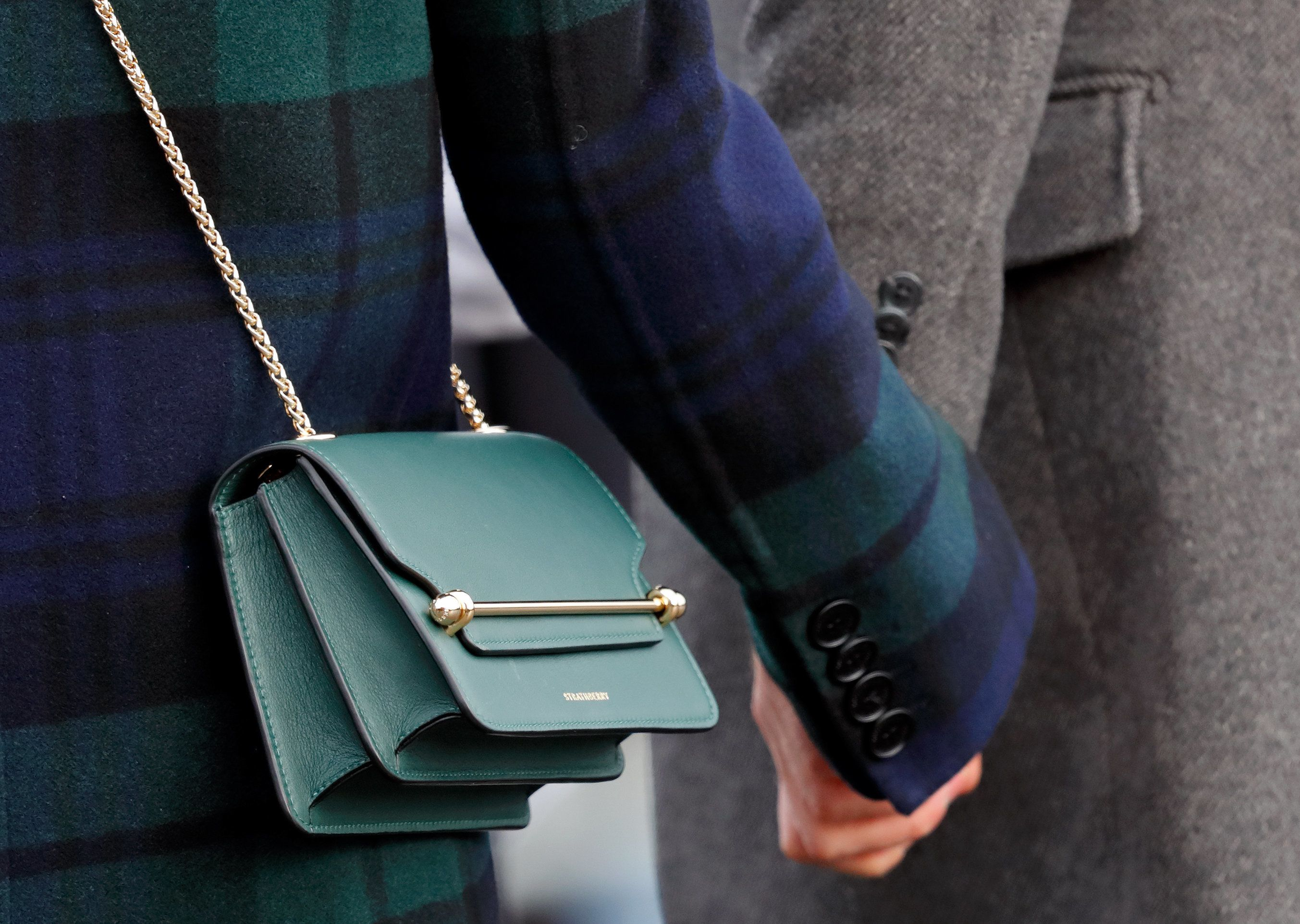 Want Meghan Markle's Strathberry Bag? The Waiting List Has Topped 1,000