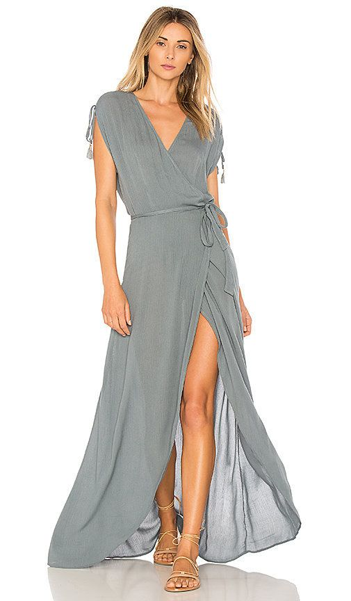"""By L*SPACE at <a href=""""http://www.revolve.com/lspace-wrapper-dress/dp/LSPA-WX793/?d=Womens&page=1&lc=20&fbreq=el"""""""