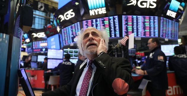 Why You Shouldn't Freak Out Even If The Stock Market