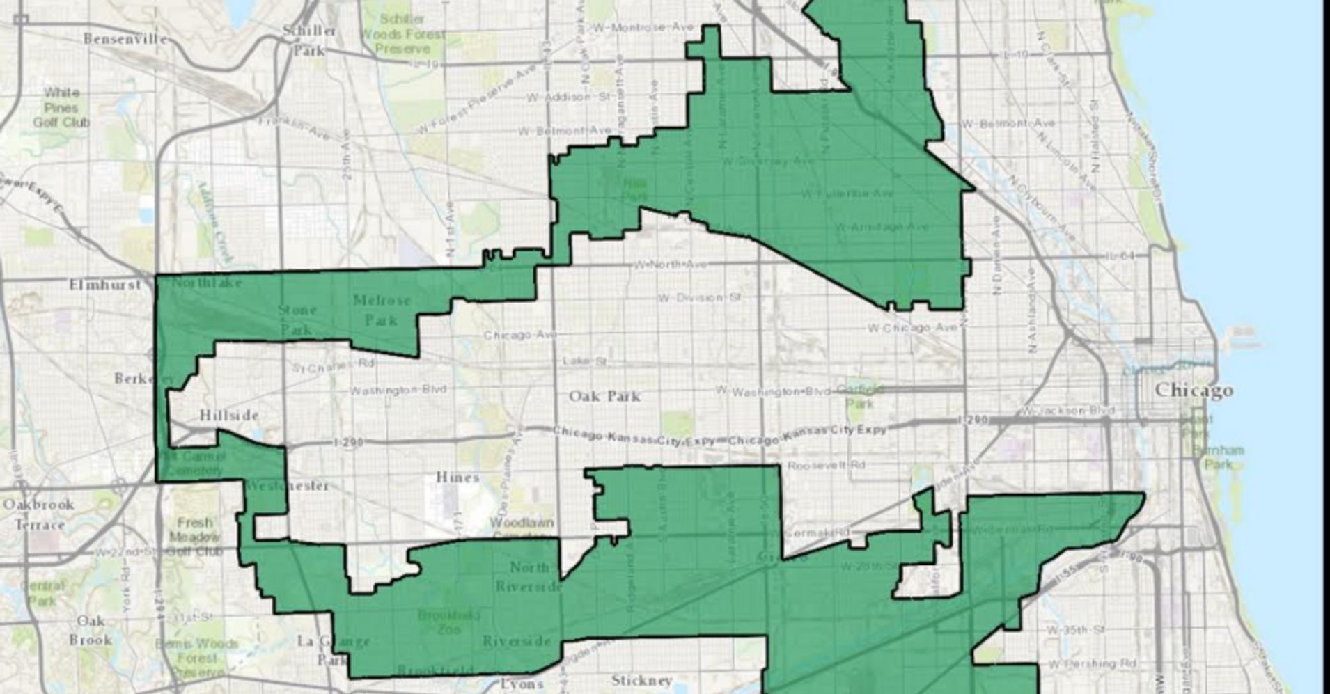 it s not as easy as you think to spot a gerrymandered map huffpost