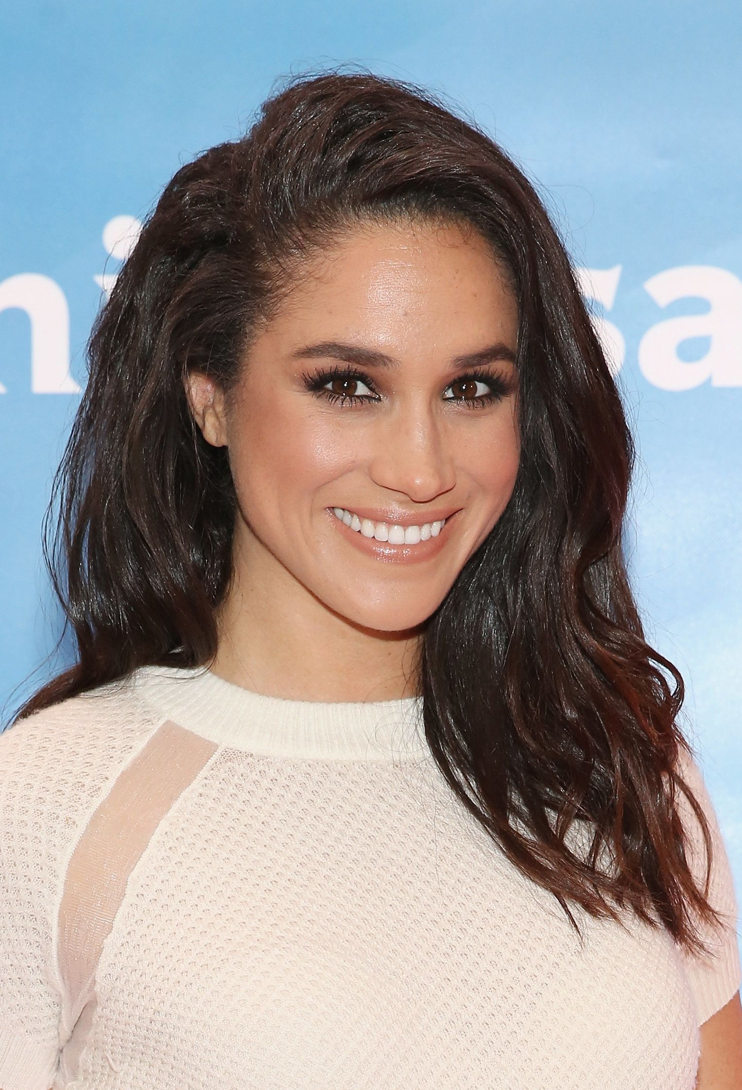 NEW YORK, NY - JUNE 24:  Actress Meghan Markle attends the 2015 NBC New York Summer Press Day at Four Seasons Hotel New York on June 24, 2015 in New York City.  (Photo by Mireya Acierto/FilmMagic)