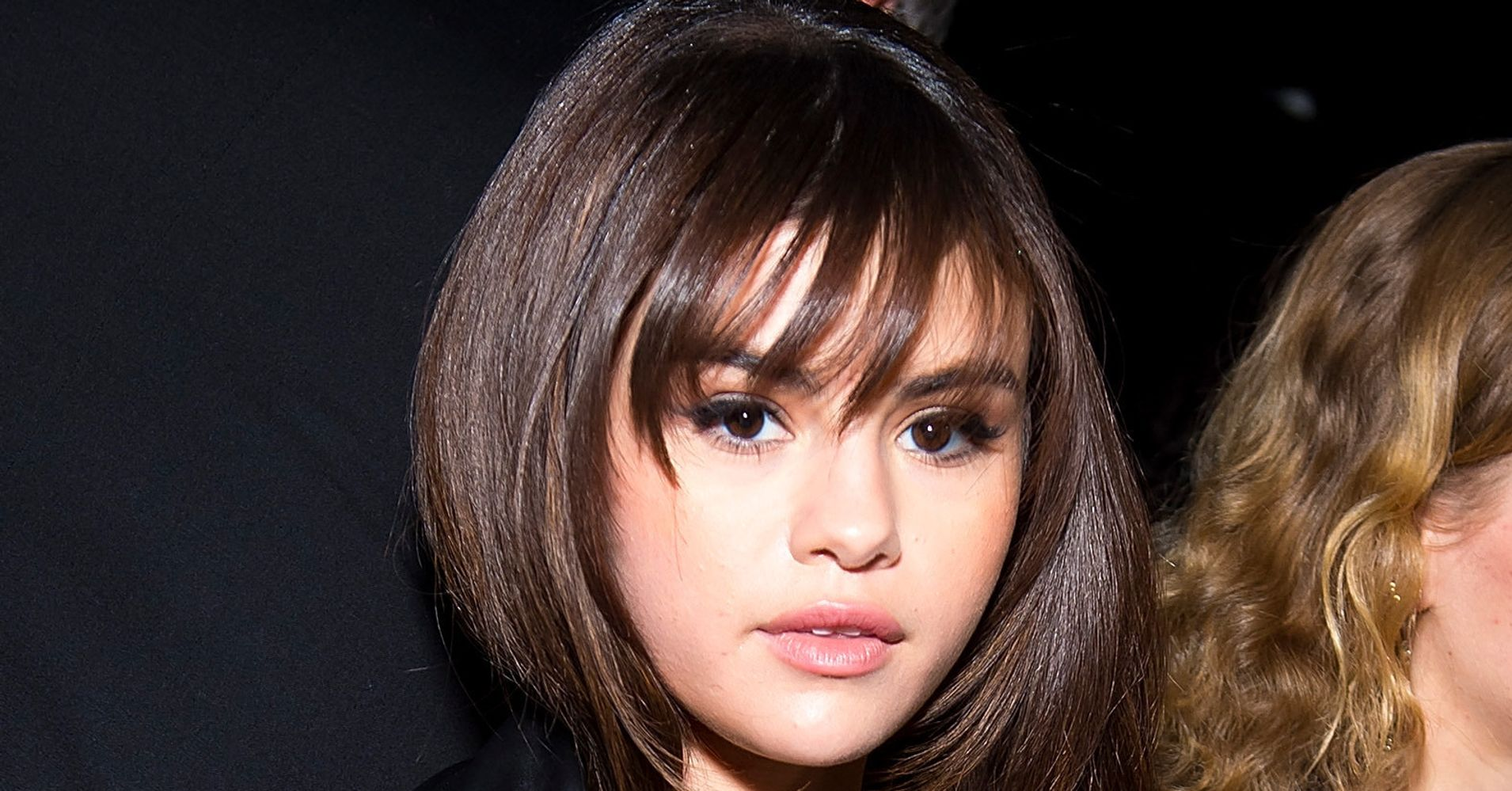 How To Get Bangs Like Selena Gomez Without Cutting Your Hair Prime