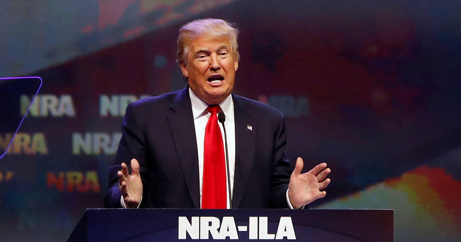 Trump S Budget Cuts Millions Of Dollars From Gun