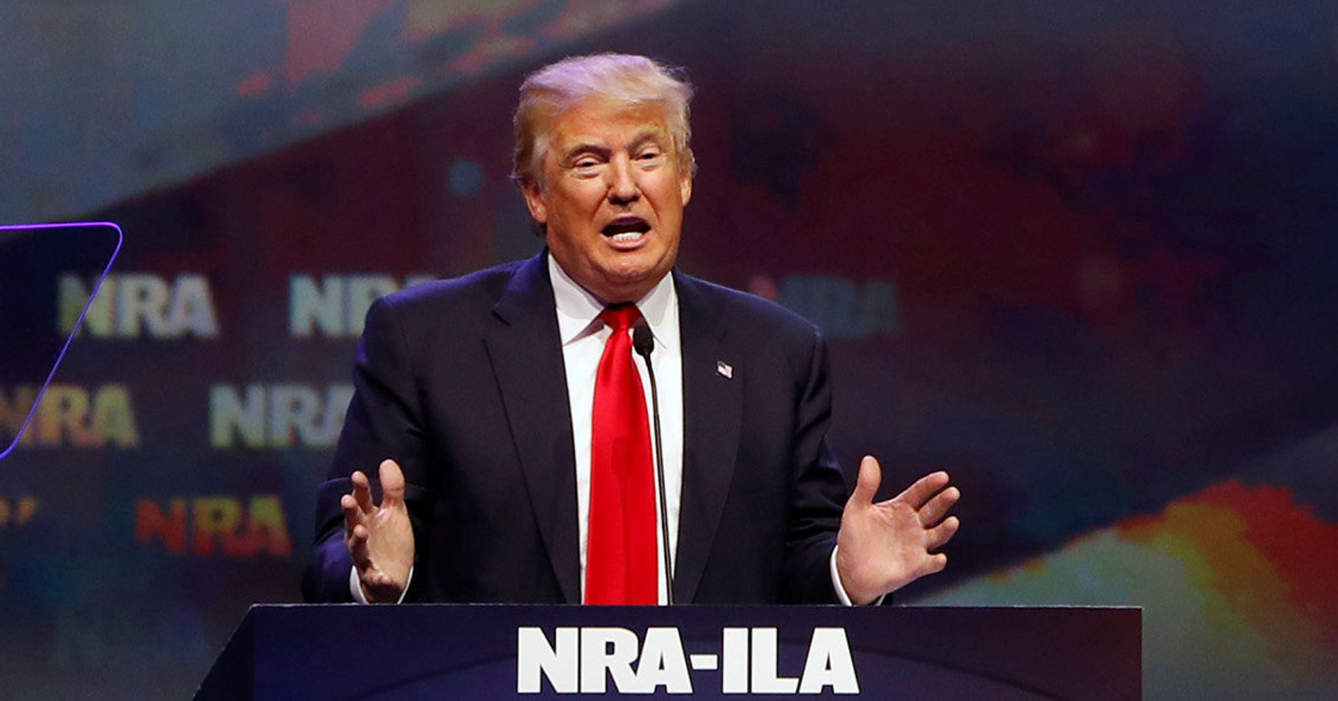 Trump's Budget Cuts Millions Of Dollars From Gun Background Check System