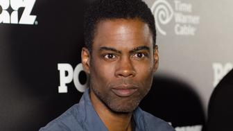 NEW YORK, NY - JUNE 02:  Comedian Chris Rock attends the 'Power' premiere at Highline Ballroom on June 2, 2014 in New York City.  (Photo by Mike Pont/FilmMagic)