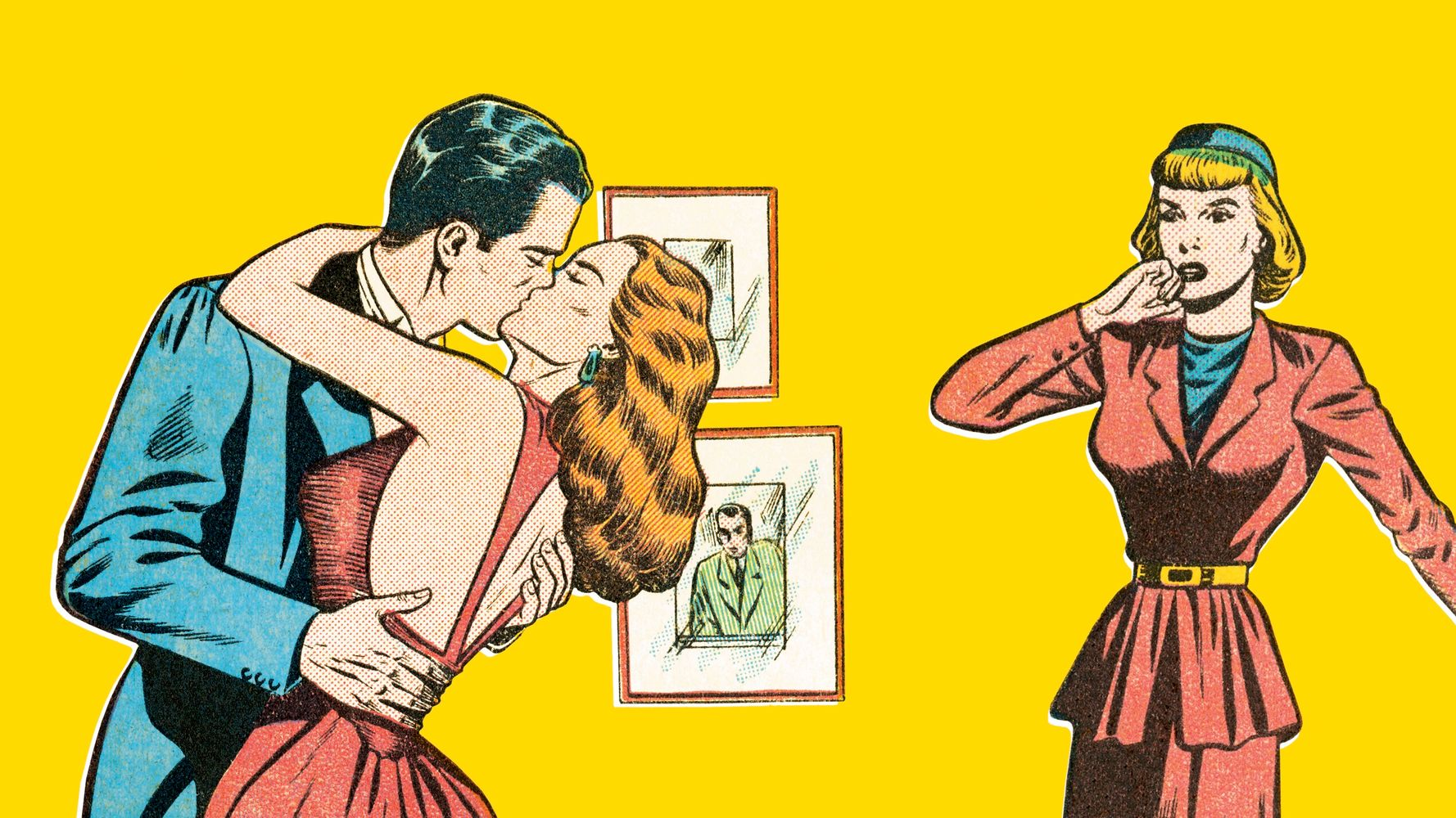 Should The 'Other Woman' Ever Tell A Wife That Her Husband Is Cheating?