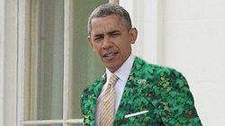 Χάρη στον πλούσιο κισσό, το πορτραίτο του Ομπάμα έγινε ήδη το καλύτερο meme της