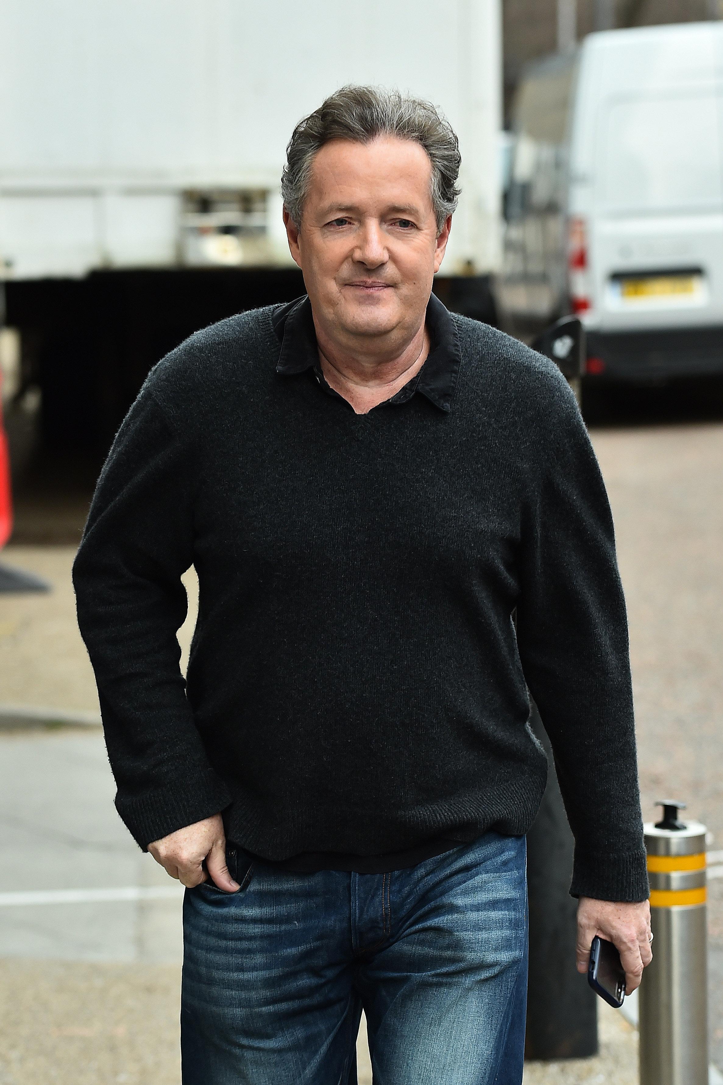 Piers Morgan Named NME's Villain Of The Year At 2018 Awards