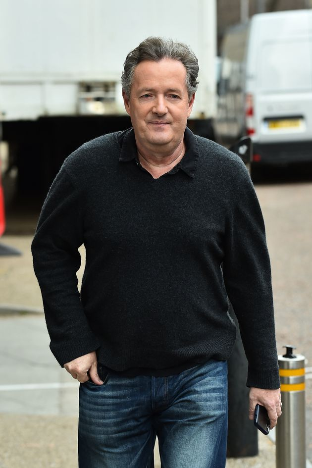 Piers Morgan has been named NME's Villain Of The