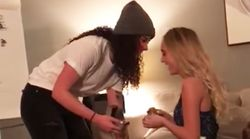 Watch The Beautiful Moment One Couple Surprise Each Other By Proposing On Same