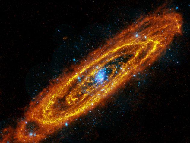 Ίδιο μέγεθος με τον δικό μας θεωρείται πλέον πως έχει ο γαλαξίας της