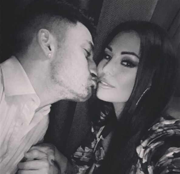 Strictly's Giovanni Pernice And TOWIE's Jessica Wright Confirm